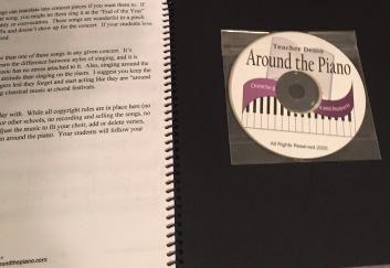 Demonstration CD for teachers included. Lesson plans and suggestions included